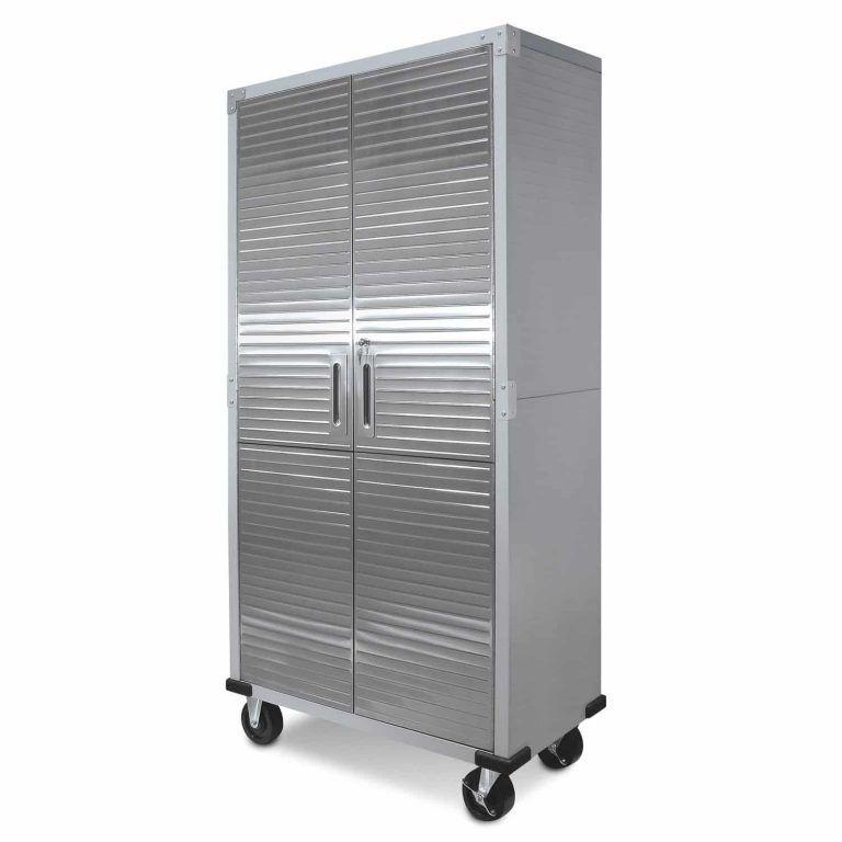 Top 10 Best Garage Storage Cabinets In 2020 With Images Tall Cabinet Storage Metal Storage Cabinets Steel Storage Cabinets