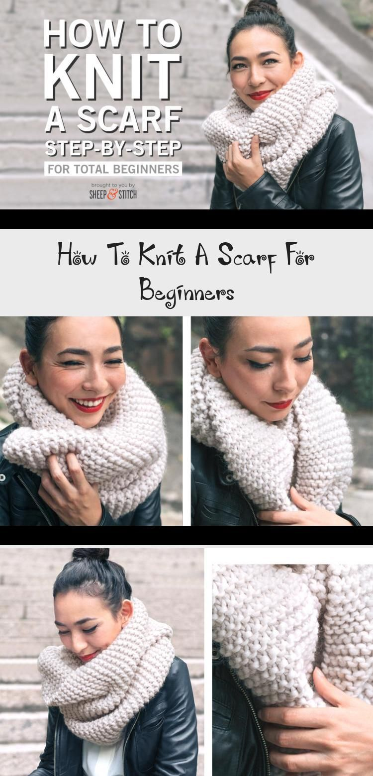 Photo of How To Knit A Scarf For Beginners – Embroidery