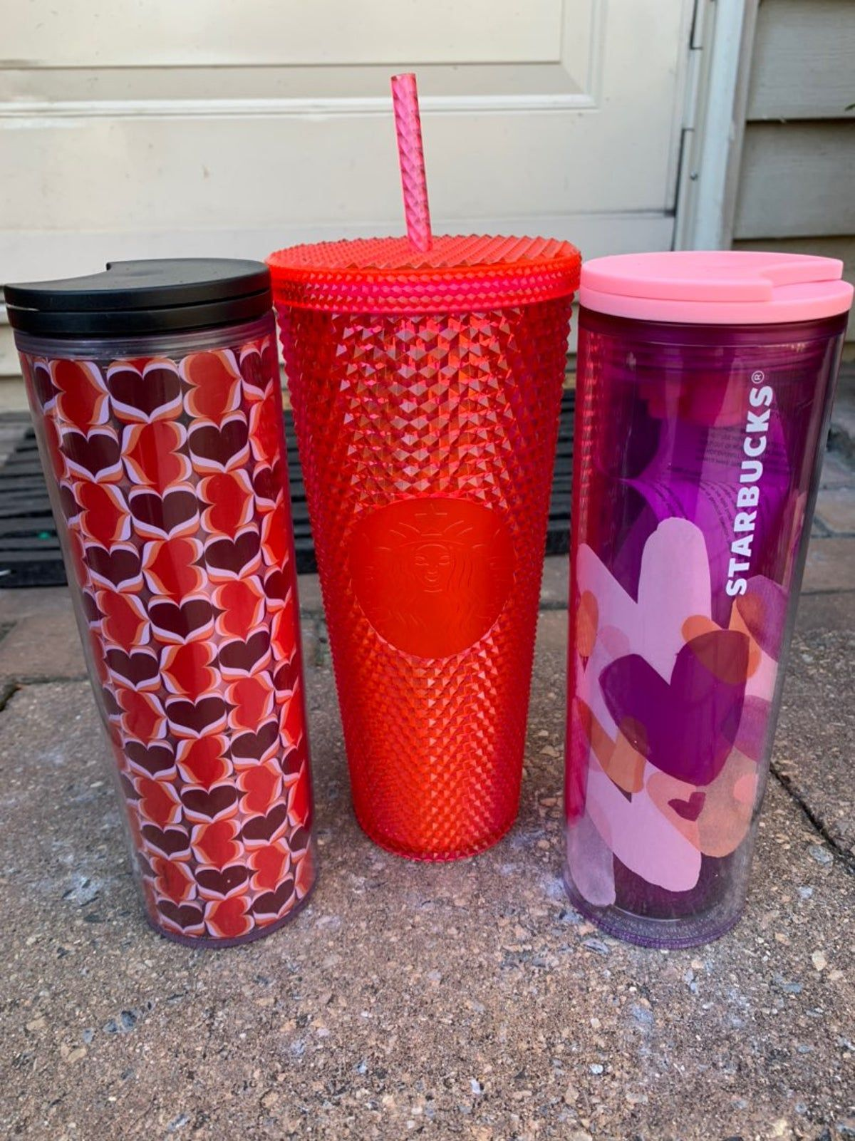 Pin By Constanza Silberstein On Cups Starbucks In 2020 Starbucks Valentines Starbucks Cups Valentine Holiday