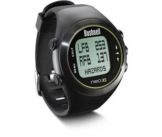 Bushnell Neo XS ( Black / Yellow ) GPS Rangefinder Watch