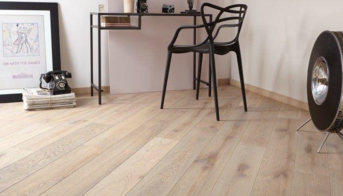 Light Wood Floor Diagonal