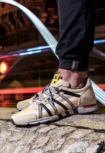 super popular 868af be72f Overkill x adidas EQT Racer Berlin Taxi