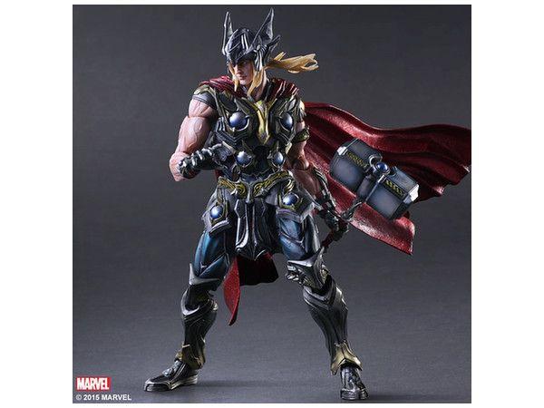Marvel Universe Variant Play Arts Kai Thor by Enix | HobbyLink Japan