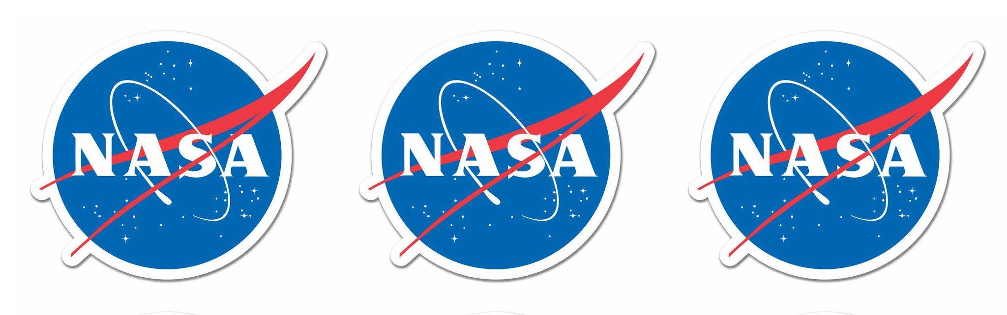 NASA National Aeronautics Space Administration seal logo