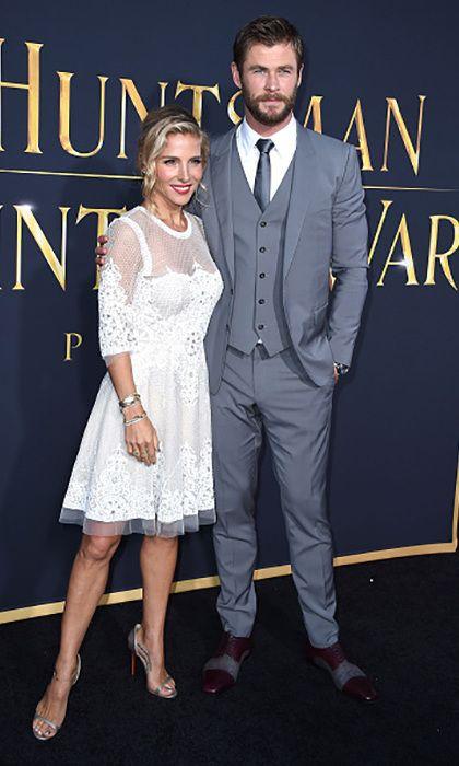 Celebrity red carpet style: Jessica Biel, Jennifer Aniston