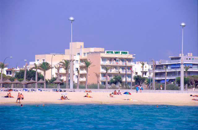 Hotel Sant Jordi Mallorca Playa De Palma Offizielle Website