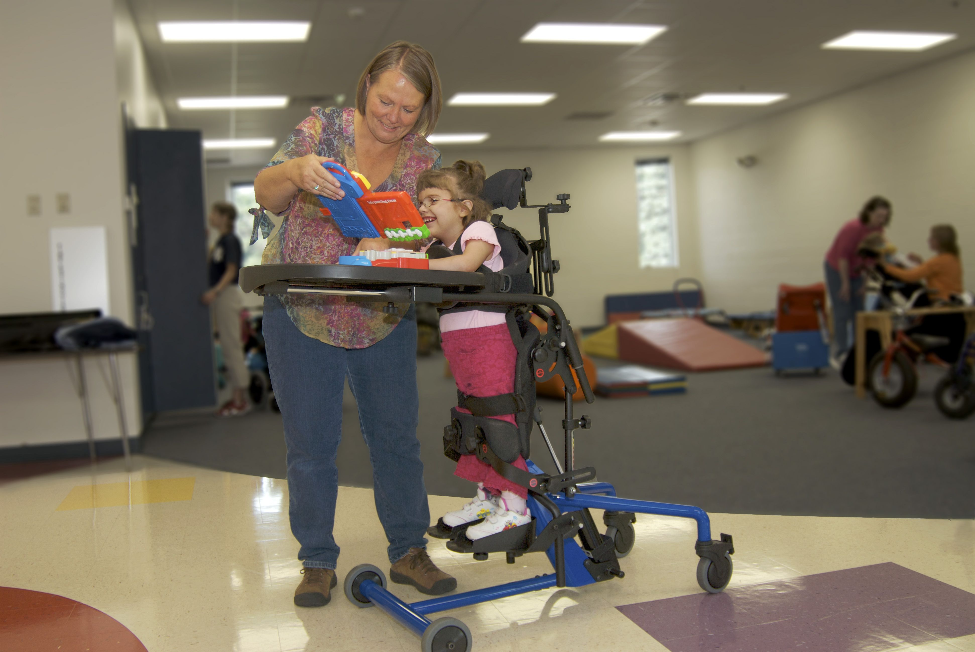 Kids With Duchenne Muscular Dystrophy