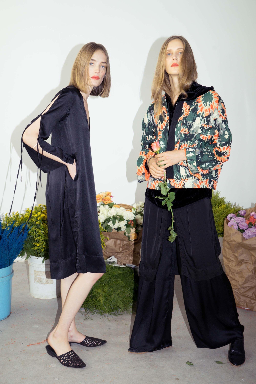 Raquel Allegra Pre-Fall 2017 Fashion Show