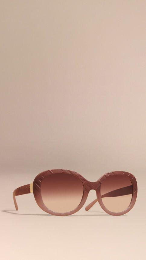 Burberry - Gafas de sol | Lentes | Pinterest | Rosa pálido, Gafas de ...