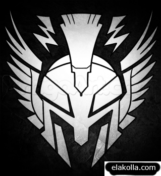 How To Draw The Sentinel Task Force From Call Of Duty Draw Step Drawings Call Of Duty Photo Logo Design