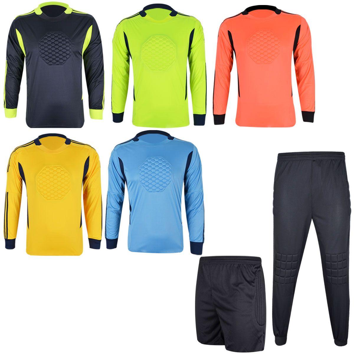 ea3e75da717 World Cup Doorkeepers adult child goalkeeper jersey goalkeeper clothing  lungmoon shirt soccer jersey Copa del Mundo US  22.74