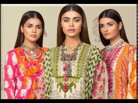 e47946cfd5 New Arrivals In KHAADI Unstitched 2 Piece Beautiful Lawn Collection With  Prices - YouTube
