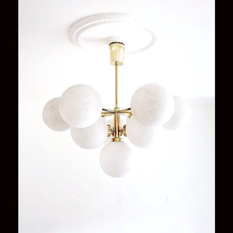 sputnik lampa säljes