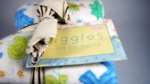 Moda Giggles Flannels Boy Fat Quarter by MazzyBlueCraftStudio, $50.00