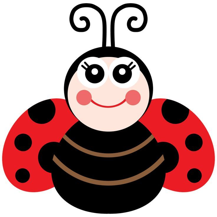 Mauve Clipart Ladybug Pencil And In Color Mauve Clipart Ladybug Ladybug Cute Insects Ladybug Clipart