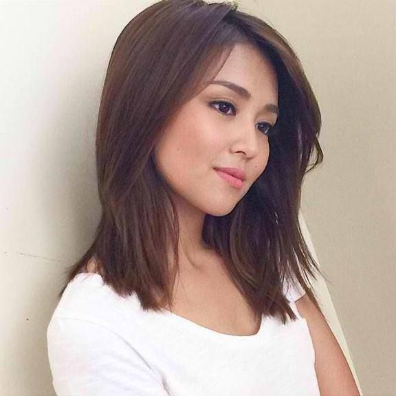 how to do hair style simple but pretty kathryn bernardo hair 1628