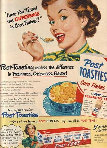 Vintage Food Advertisements Of The 1950s Page 7 Vintage Recipes Vintage Advertisements Retro Ads