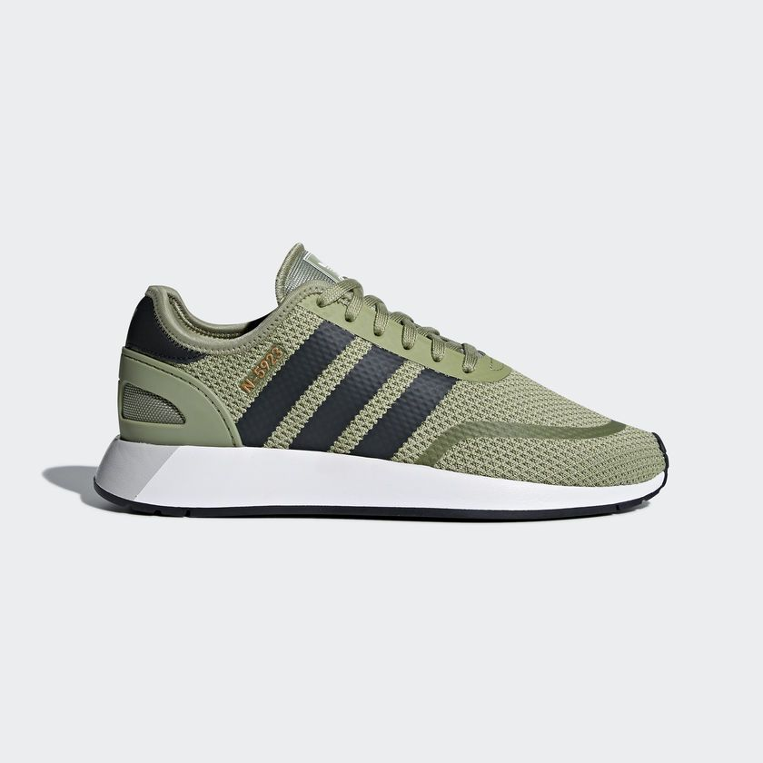 Marcha atrás República evolución  Comprar Zapatillas Adidas N-5923 Hombre Tent Verde/Carbon/Ftwr Blanco  DB0959 Baratas | Adidas shoes outlet, Sneakers men fashion, Sneakers