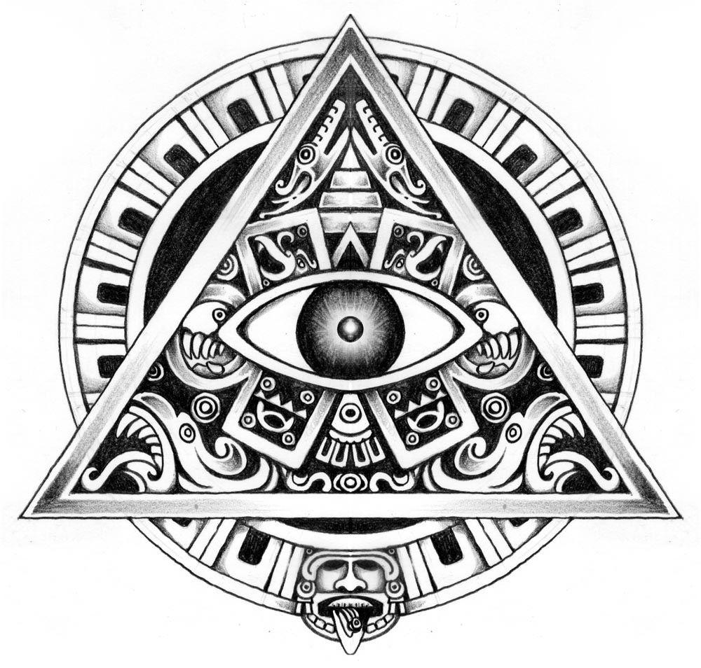 Mayan Tattoo Buscar Con Google Tats Tatuaje Azteca Tatuajes
