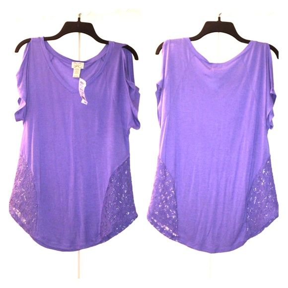 Nwt Lavender Blouse Lavender Color Lavender And Conditioning