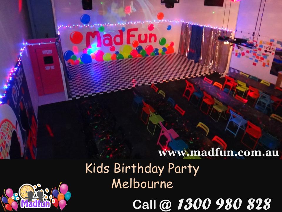 Kids Birthday Party In Melbourne Visit Httpwwwmadfuncomau - Children's birthday parties melbourne