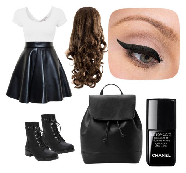 """""""Killin' it"""" by kenya-glez ❤ liked on Polyvore featuring Torrid, MSGM, MANGO, le top and LORAC"""