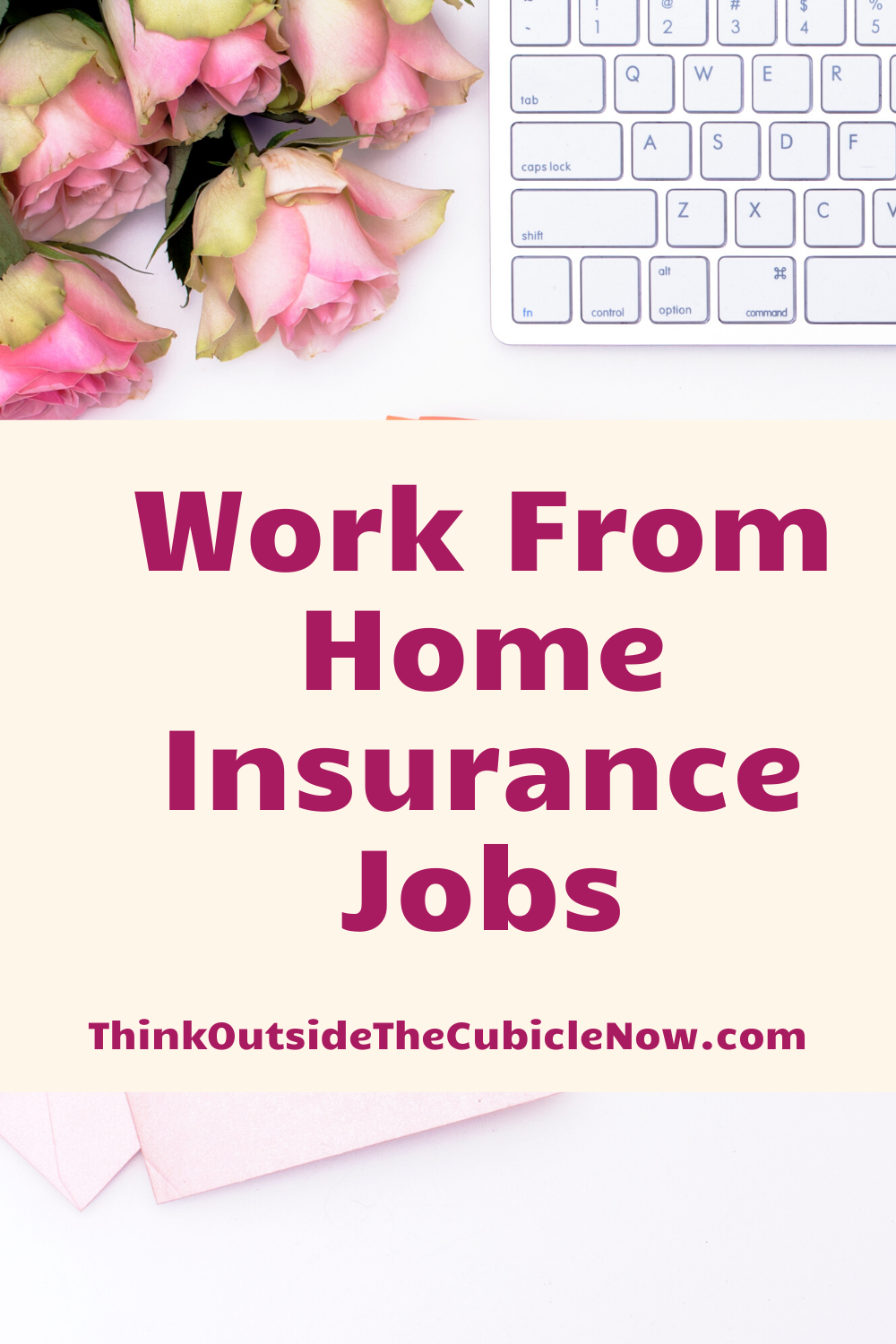 Work From Home Insurance Jobs Working From Home Home Insurance