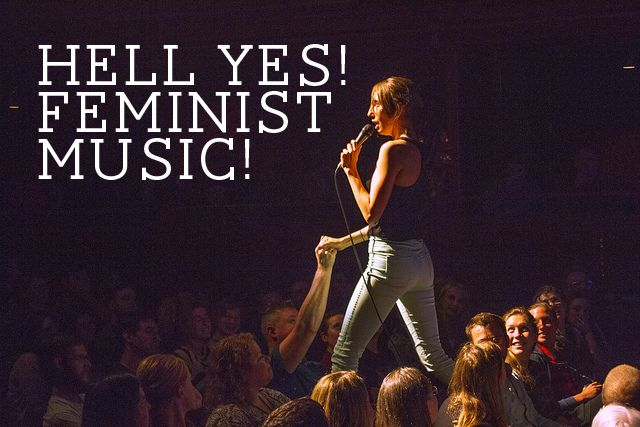 feminism and music