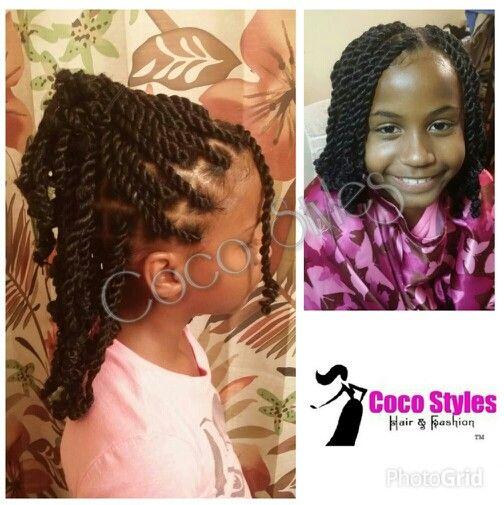 Kid S Marley Twists With Images