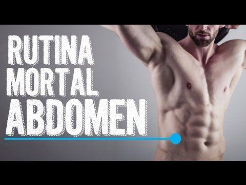 destroza tu abdomen en 7 minutos // muy efectivo - youtube | a