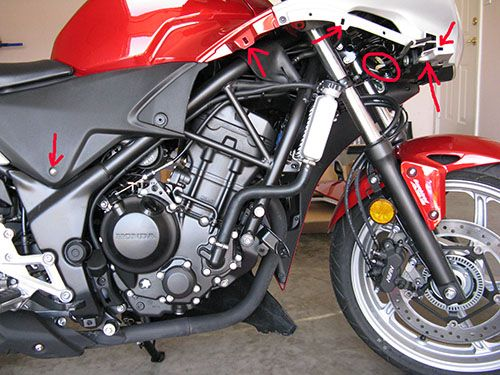 honda cbr250r fairings removed - Google Search | Motorcycles