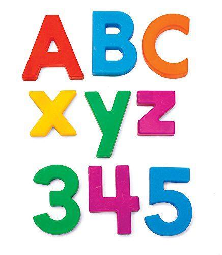 Educational Insights Alphamagnets & Mathmagnets (Set Of 126) Educational Insights http://www.amazon.com/dp/B000F8XC6Q/ref=cm_sw_r_pi_dp_M.Tvub03ZDZWA