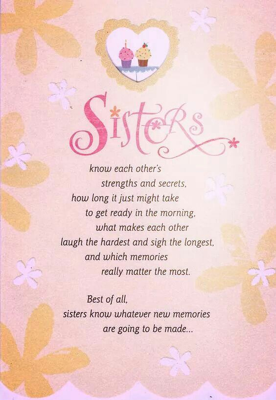 Best Sister Birthday Quotes In Hindi: I Love You Sis! ♡♡♡