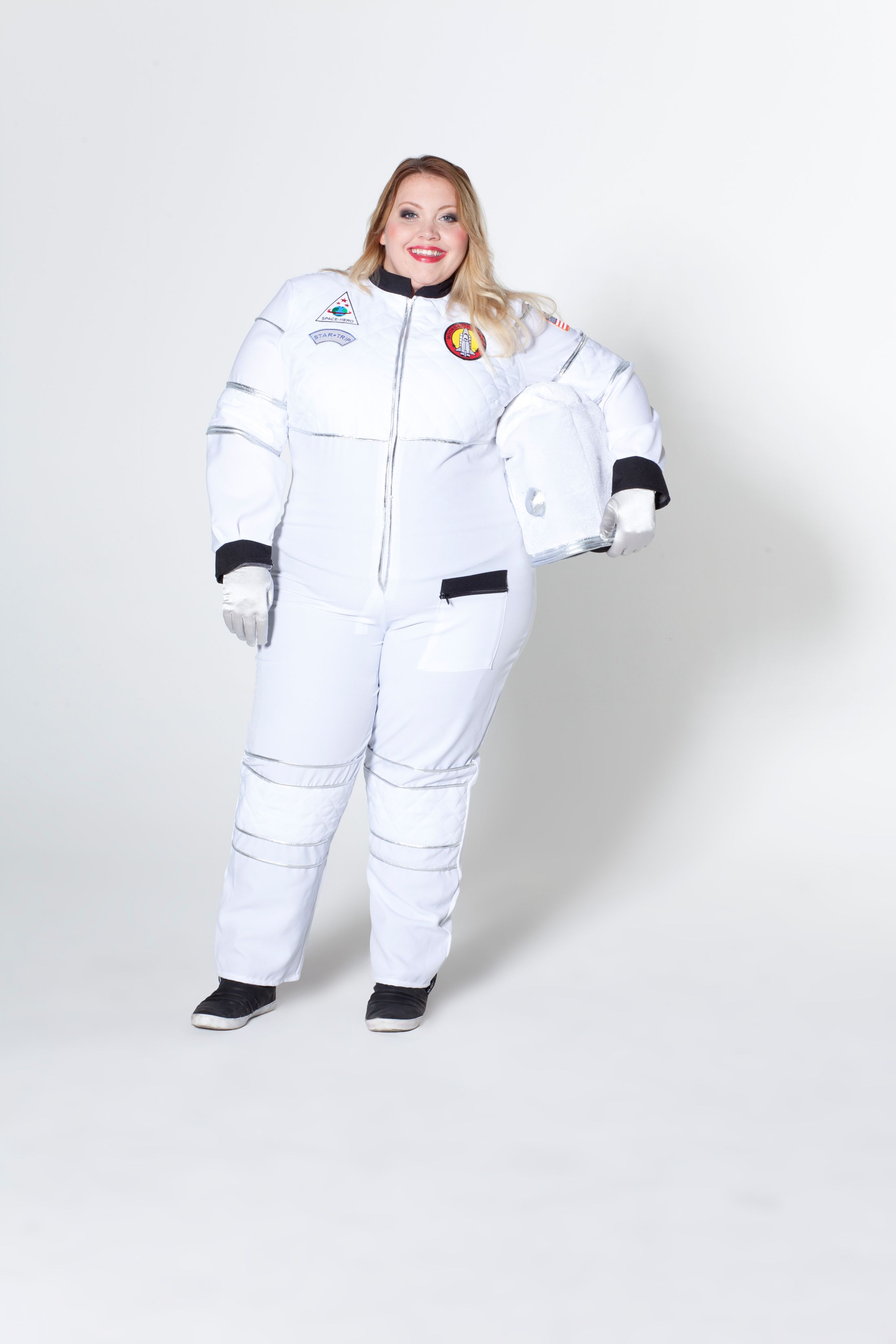 Astronautin, Deiters, Kostüm, Fasching, Karneval, Plus Size   Plus ...
