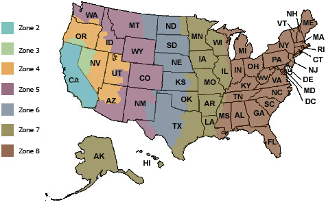 Ups Zone Map ups zone map by state   Google Search | leaving on a jet plane in  Ups Zone Map