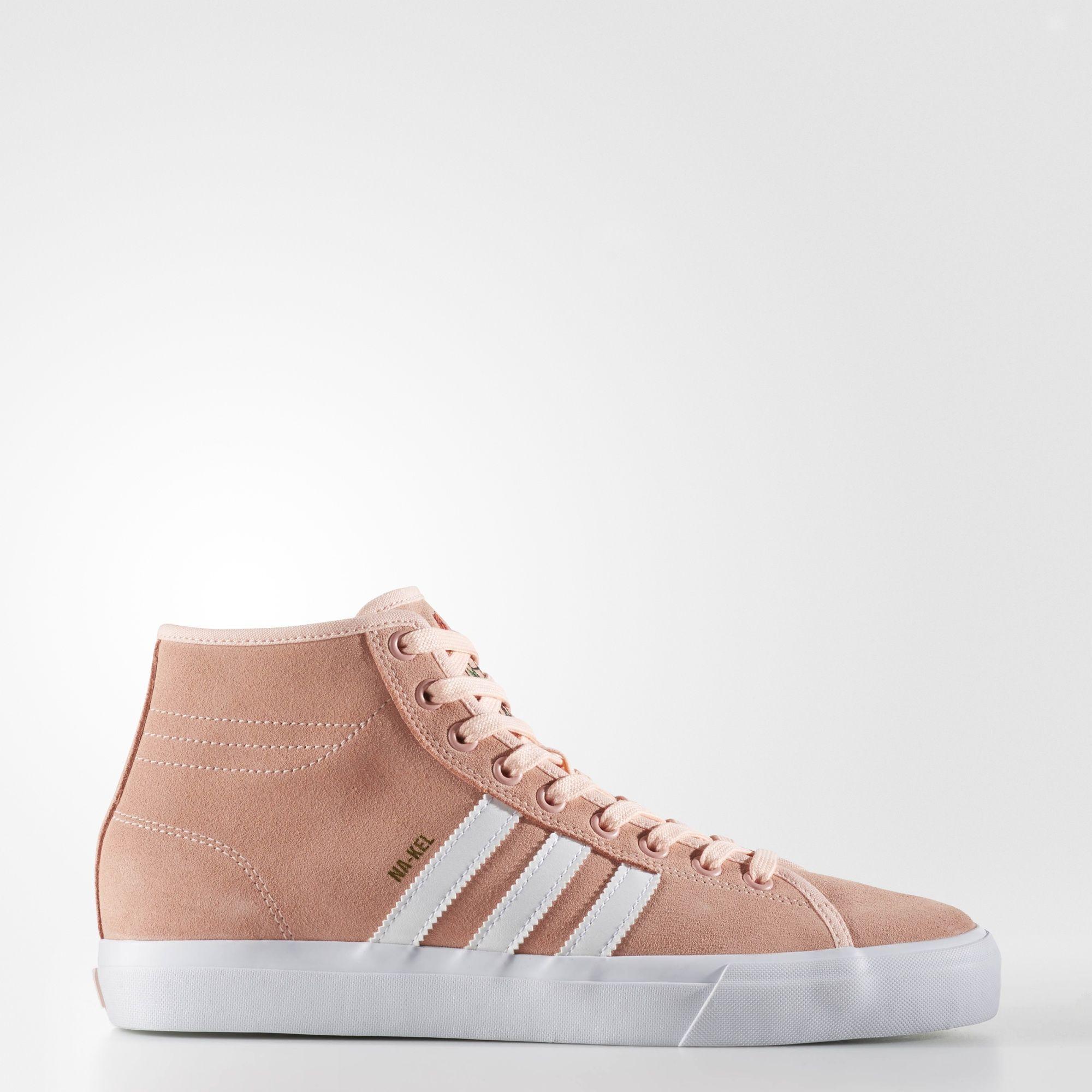 sports shoes a460f b3e74 adidas - Matchcourt Mid Remix Shoes - HAZE CORRAL - SZ 10