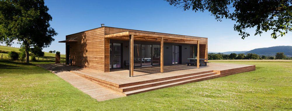 maison ossature bois pour 100 000 euros ventana blog. Black Bedroom Furniture Sets. Home Design Ideas