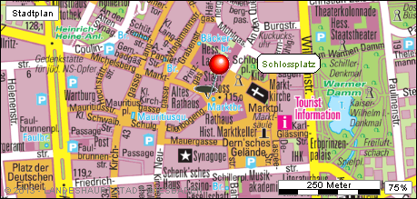 Von Wiesbaden With Images German Map Map Germany