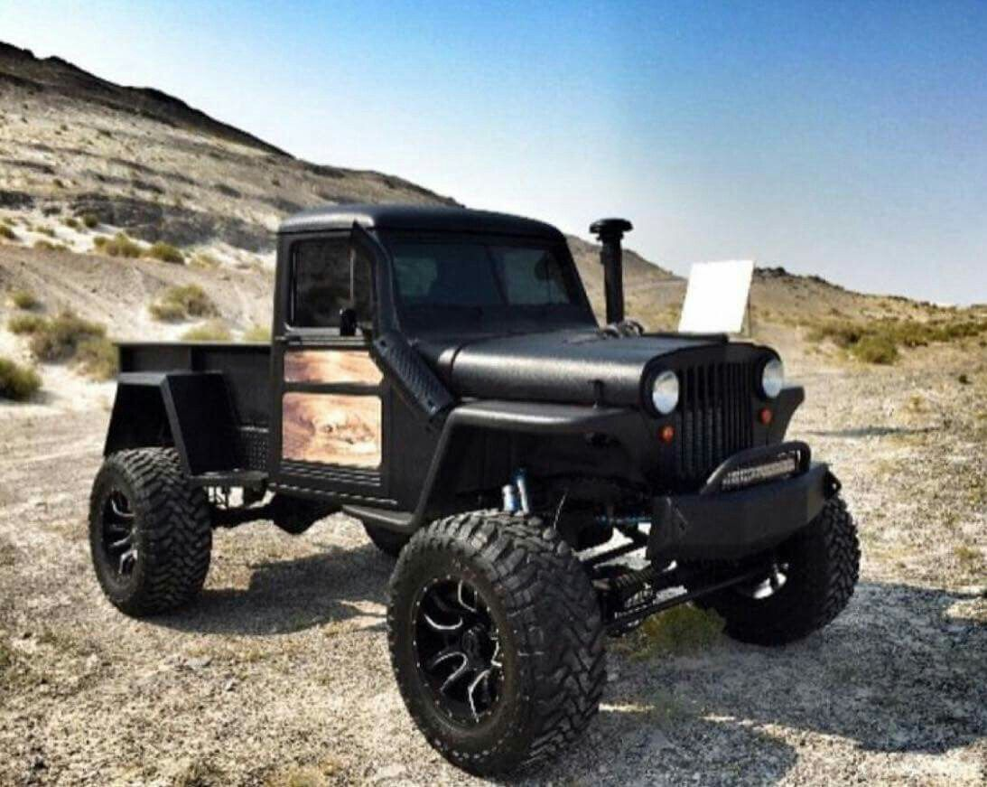 Pin By Johnathan Mitchell On Jeep Jeep Truck Trucks Willys Jeep