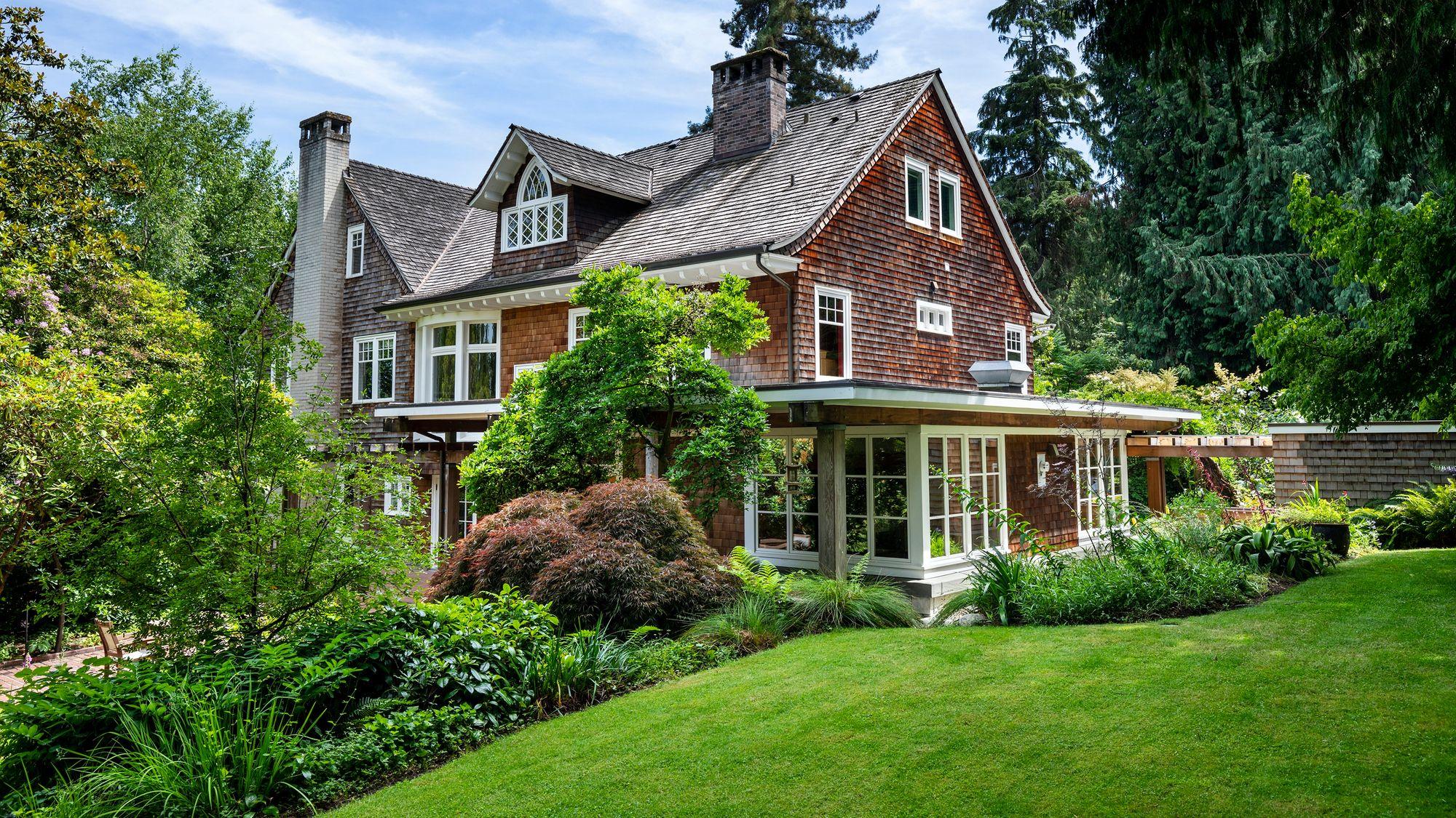Seattle Washington Seattle Homes House House Styles