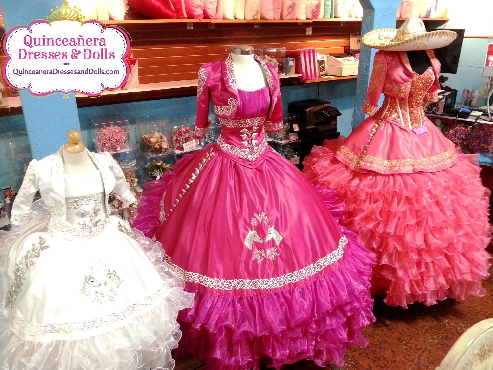Quinceañera dresses | Estrella 3rd B Day | Pinterest | Quinceañera ...