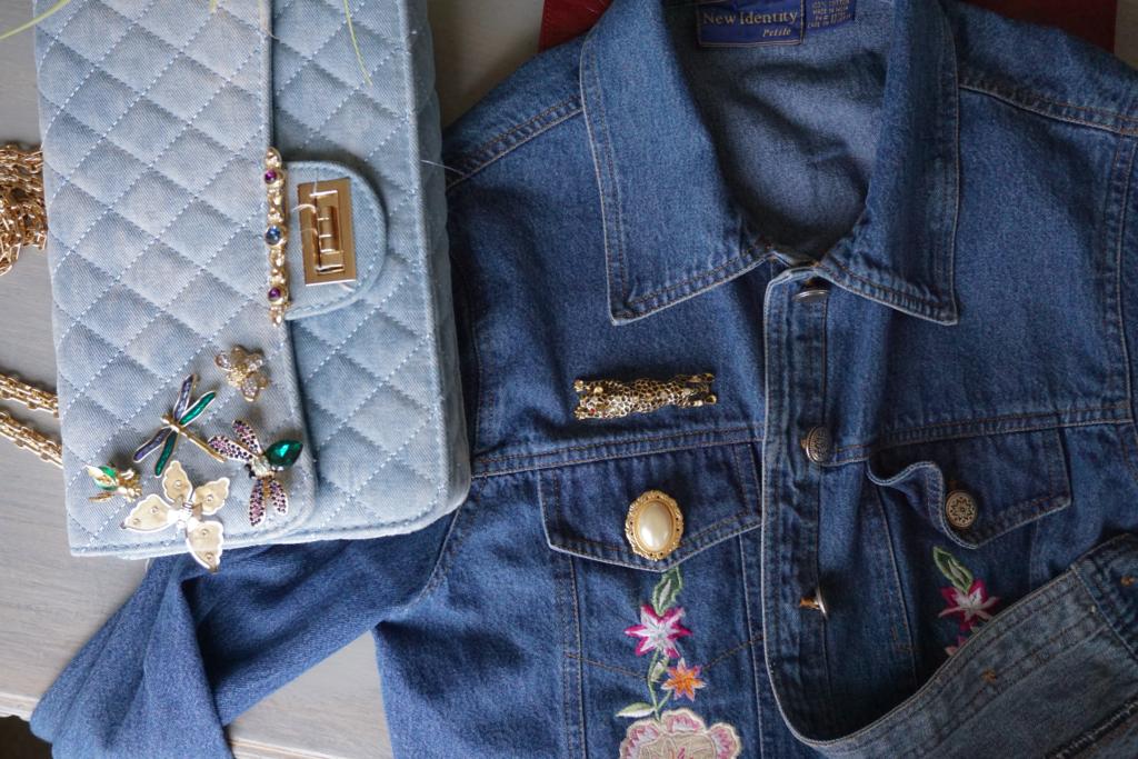 My Brooch Collection  #floral #floralbooties #booties #pdbae #publicdesire #ootd #ootn #blog #blogger #style #styleblog #styleblogger #fashion #fashionblog #fashionblogger #losangeles #losangelesblog #la #cali