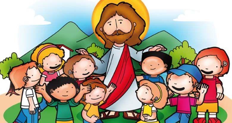 Catequesis De Primera Comunión Inscripción Parroquia De Santa María De Las Flores Y San Eugenio Papa Biblia Para Niños Catecismo Catequesis