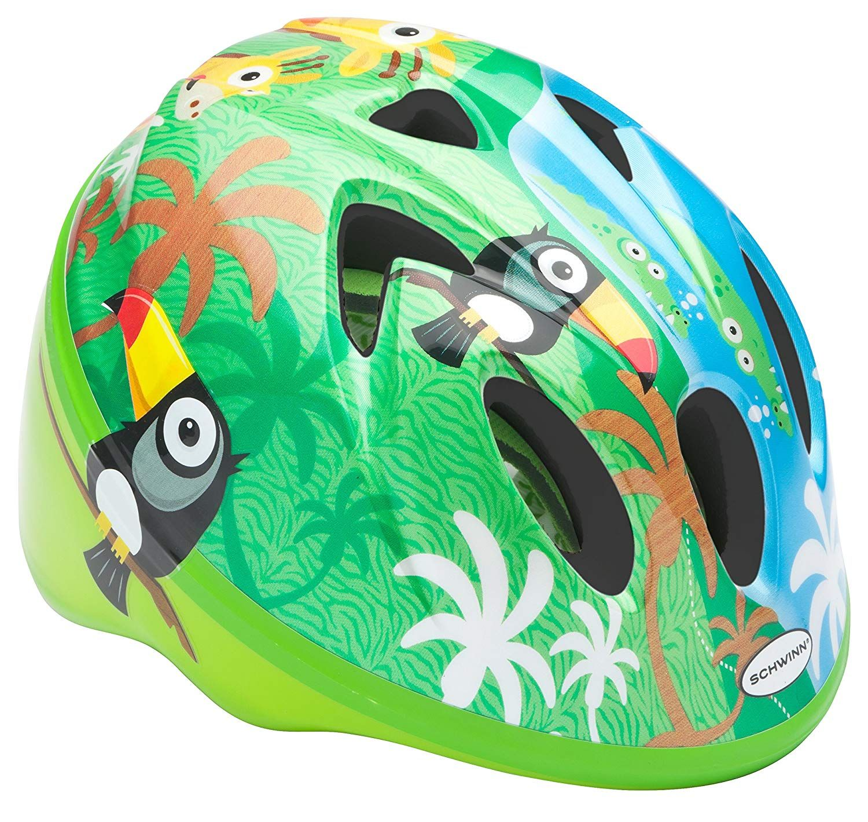Schwinn Infant Helmet Jungle Review Childrens bike