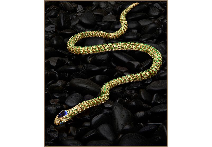 Temple St Clair Mystical Creatures Snake