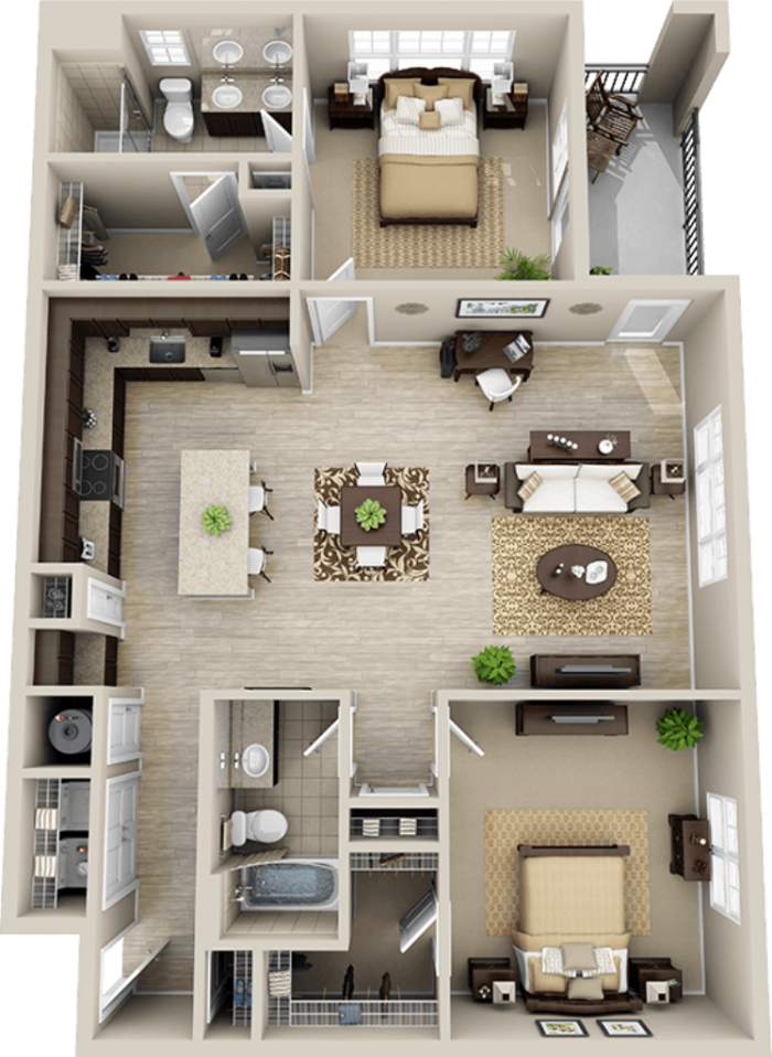 House Design Inside Small House: Small House Floor Plans With Measurements