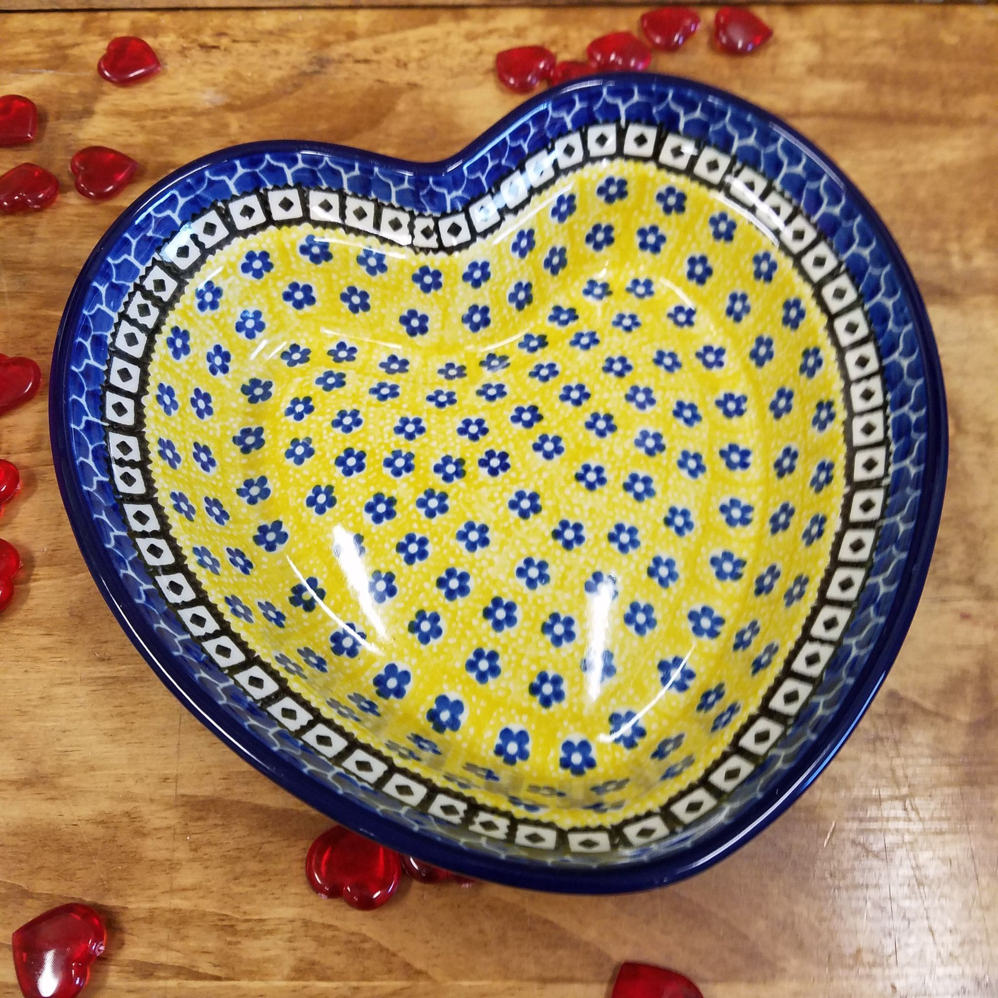 Bowl ~ Heart - Sunburst | Products | Pinterest | Bowls and Products