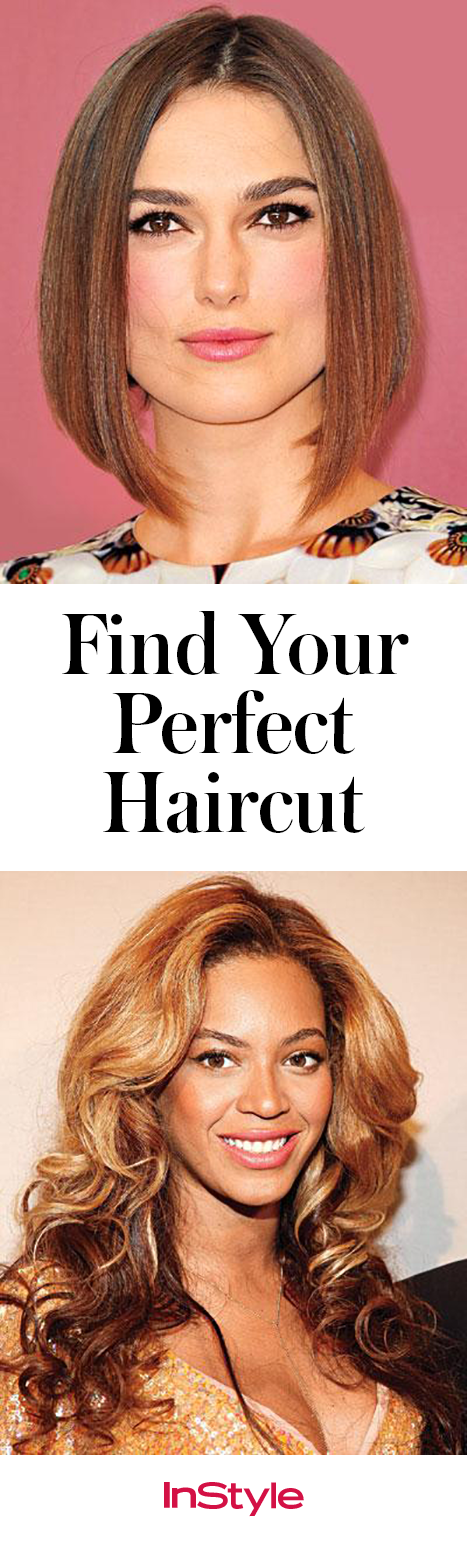 Find Your Perfect Haircut Pinterest Face Shapes Haircuts And