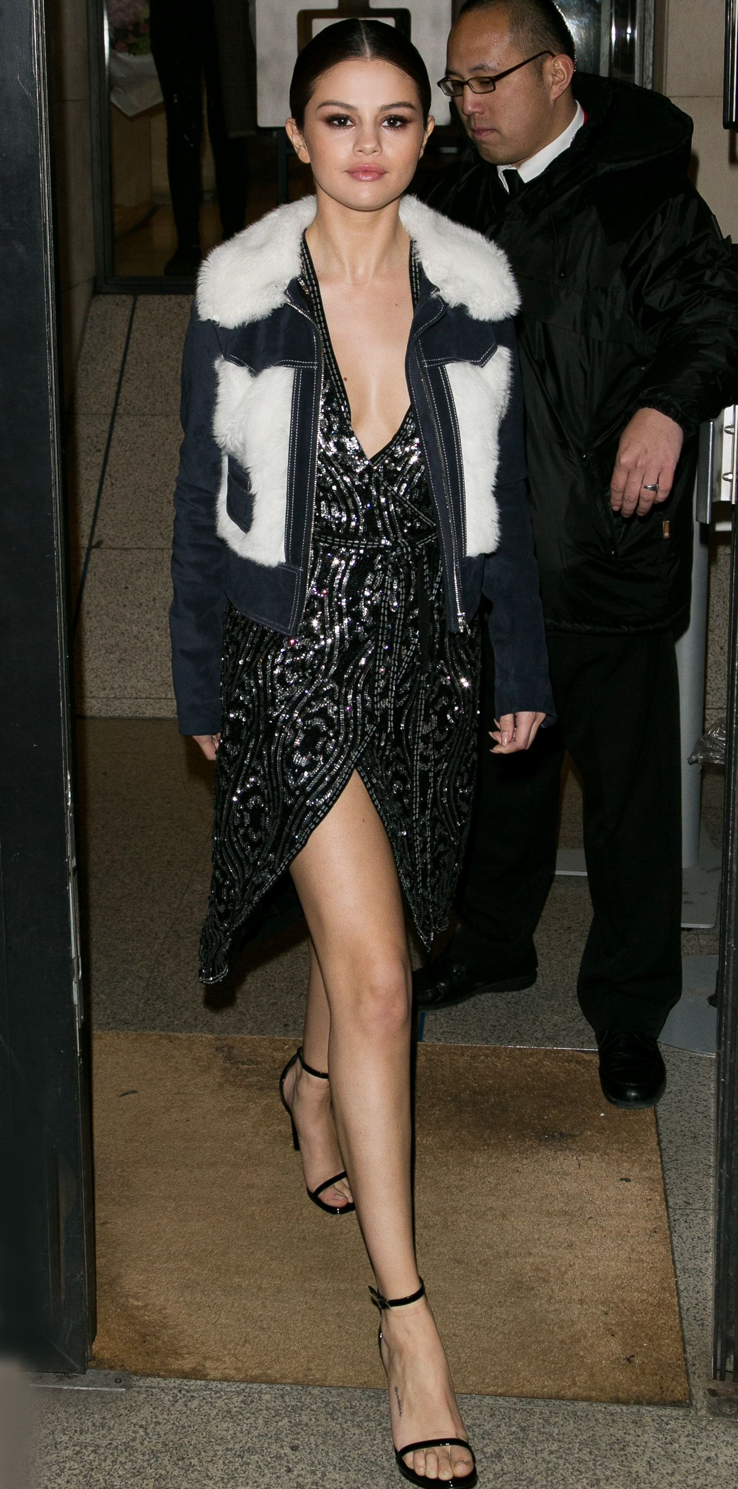 10 Fashion Lessons We Learned from Selena Gomez's Style Revival - Downplay Sequins  - from InStyle.com