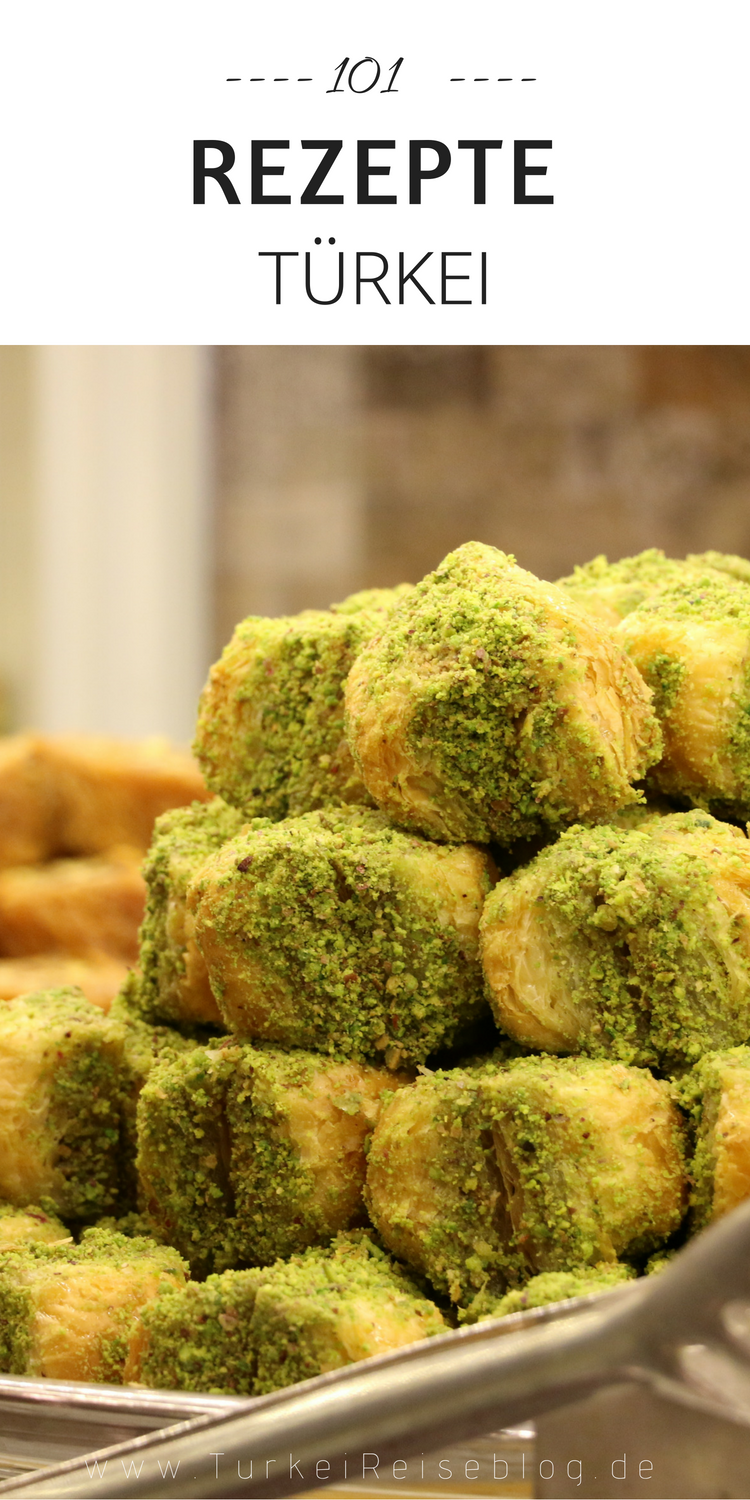 Photo of 101 Turkish dishes you have to try!